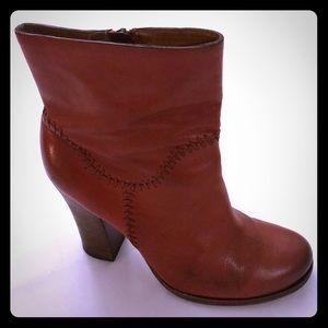 KORK EASE Sz 8(39) Leather Boots